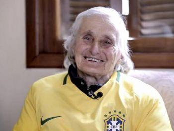 Tite já havia destacado a importância de Dona Ivone na sua formação - Foto: Foto: Reprodução/ CBF TV