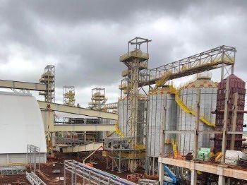 Coamo está instalada na BR-163, entre Dourados e Caarapó