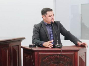 Vereador Valmor Flores. Foto: Assessoria