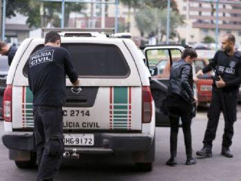 Cerca de 2,6 mil policiais civis cumprem mais de 500 mandados de busca e apreensão dentro da operação Luz na Infância 2  (Arqujivo/Marcelo Camargo/Agência Brasil)