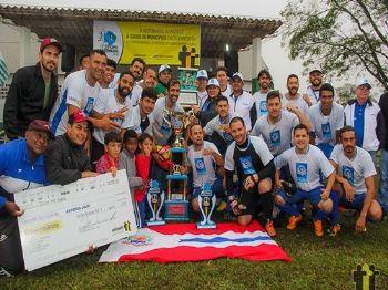 Antônio João conquista a 15ª Copa Assomasul (Foto: Franklin Ribeiro)