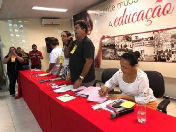 Governo negou reivindicação de incorporar abono ao salário base dos trabalhadores - Foto: Ascom Fetems