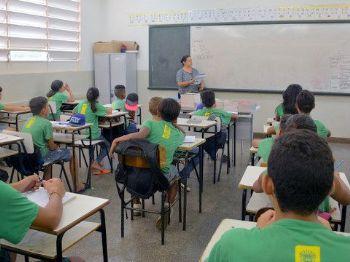 Professores serão contratados para exercício em caráter temporário - Foto: Arquivo/ Correio do Estado