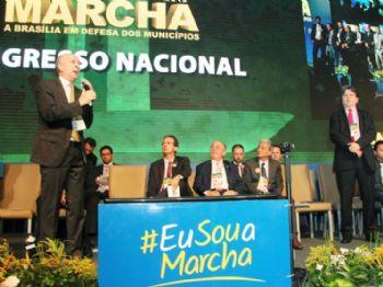 PEC foi apresentada durante a Marcha (Foto: Edson Ribeiro)