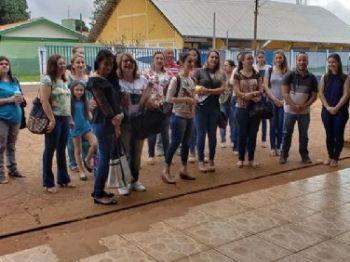 Foto: Facebook Escola Municipal Judith dos Reis Espindola