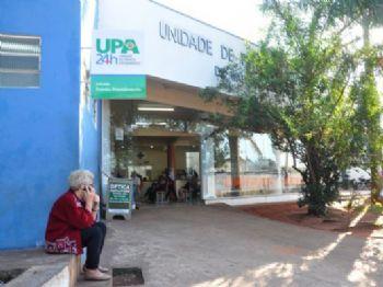 Criança foi internada ontem na UPA do Coronel Antonino - Foto: Arquivo/Correio do Estado