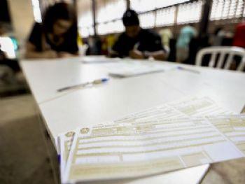 Justificativa pode ser feita nos cartórios eleitorais ou pela internet, no Sistema Justifica - Arquivo/Agência Brasil