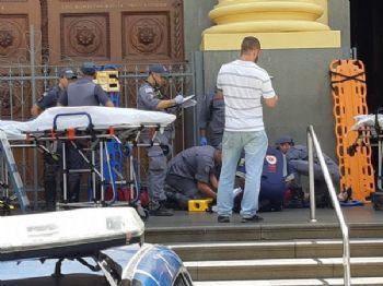 Massacre aconteceu na tarde de hoje - Foto: EPTV