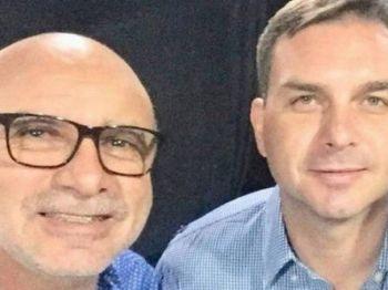 Fabrício Queiroz, ex-assessor de Flávio Bolsonaro — Foto: Reprodução TV Globo