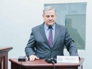 A preposição foi do parlamentar Ademar Dalbosco. Foto: Assessoria