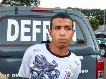 Jefferson foi preso um mês após o crime - Foto: Osvaldo Duarte / Dourados News