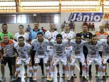 Latinos ficou em primeiro do grupo E (Foto: Cleber Soares / Dourados Esportivo)