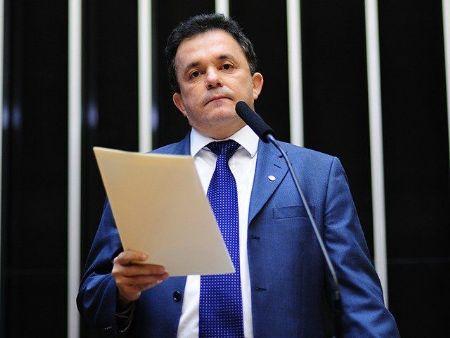 Deputado federal Vander Loubet (PT). (Câmara dos Deputados)