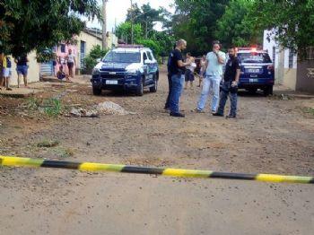 Suspeitos conseguiram fugir e ainda não foram encontrados - Foto: GERSON OLIVEIRA/CORREIO DO ESTADO