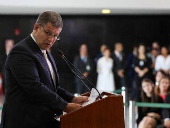 O ministro Bebianno, no dia 2 de janeiro. Foto: MARCOS CORRÊA PRESIDÊNCIA