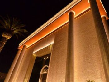 Igreja Universal: templos deverão respeitar um limite sonoro caso projeto seja aprovado pelo Congresso (Igreja Universal/Divulgação)
