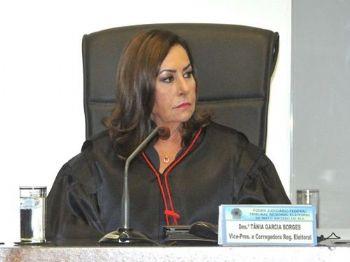 Tânia Borges, depois de tentar salvar filho, vê seu nome envolvido em novo escândalo - Foto: Gerson Oliveira/Correio do Estado