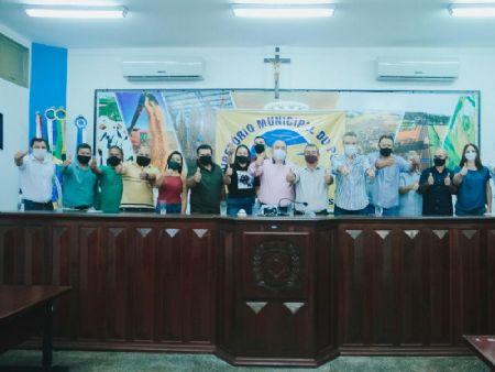 Convenção Municipal do PSDB em Laguna Carapã